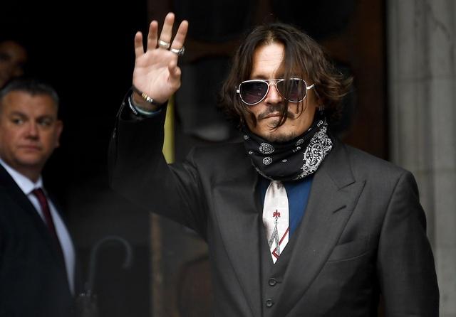 Johnny Depp mất vai diễn vì lùm xùm đánh vợ - 8