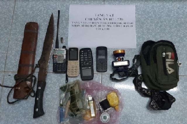 Nhóm buôn ma túy nổ súng chống trả, một chiến sĩ biên phòng bị thương - 2
