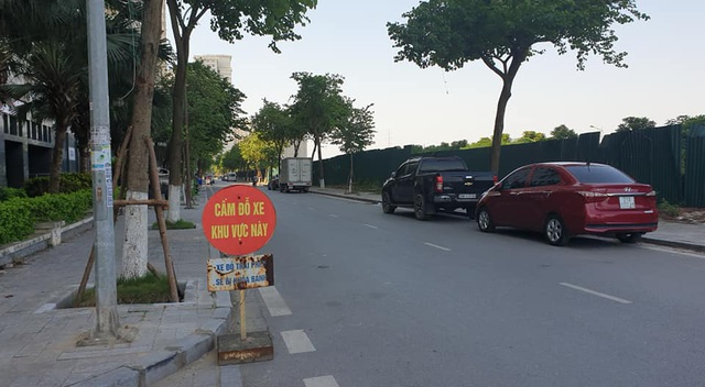 Xe bị xịt sơn ở KĐT Dương Nội: Văn hóa đỗ xe, thủ phạm và diễn biến bất ngờ - 1