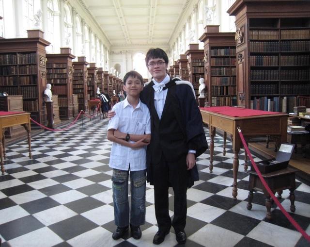 Chàng trai Việt tốt nghiệp hai đại học danh tiếng bậc nhất Anh và Mỹ - 2