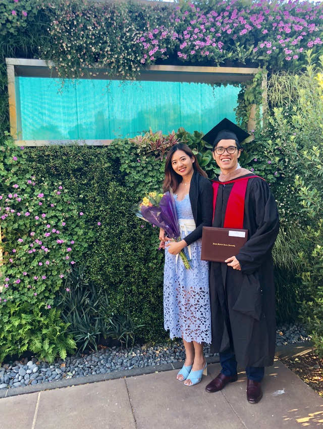 Chàng trai Việt tốt nghiệp hai đại học danh tiếng bậc nhất Anh và Mỹ - 4