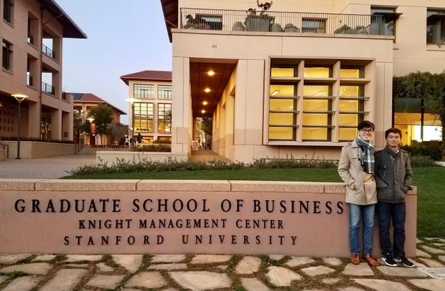 Chàng trai Việt tốt nghiệp hai đại học danh tiếng bậc nhất Anh và Mỹ - 5