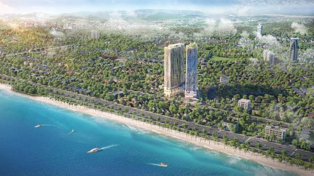 The Ruby Hạ Long tọa lạc tại phường Cao Xanh - trung tâm mới của TP. Hạ Long