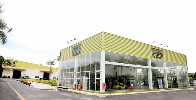 Xe nâng Clark thành lập nhà máy sản xuất và phân phối toàn cầu tại Việt Nam - 3
