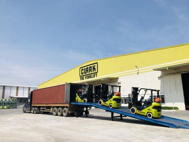 Xe nâng Clark thành lập nhà máy sản xuất và phân phối toàn cầu tại Việt Nam - 4