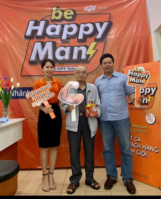FPT Telecom bất ngờ tặng quà đặc biệt tới khách hàng nam trong ngày 11/11 - 5