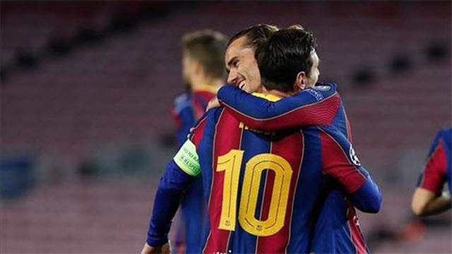Messi bị tố hành xử như bạo chúa, không coi Griezmann ra gì - 2
