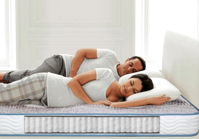 Giấc ngủ chập chờn và giải pháp từ nệm Rolled Pocket - 1