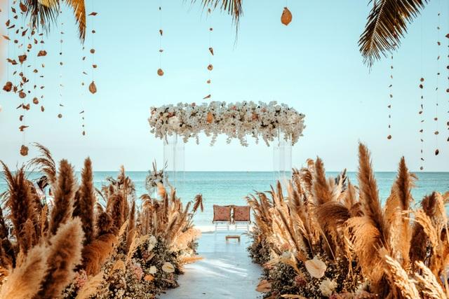 Travel wedding - xu hướng nở rộ tại đảo Ngọc - 2