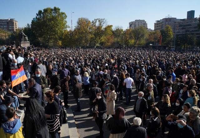 Vì sao người Armenia giận dữ về thỏa thuận đình chiến với Azerbaijan? - 5