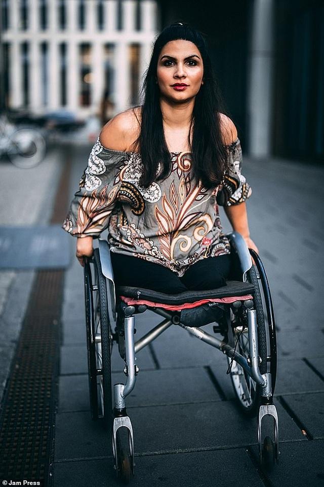 Cuộc sống gia đình viên mãn của người phụ nữ mất đi đôi chân ở tuổi 18 - 16