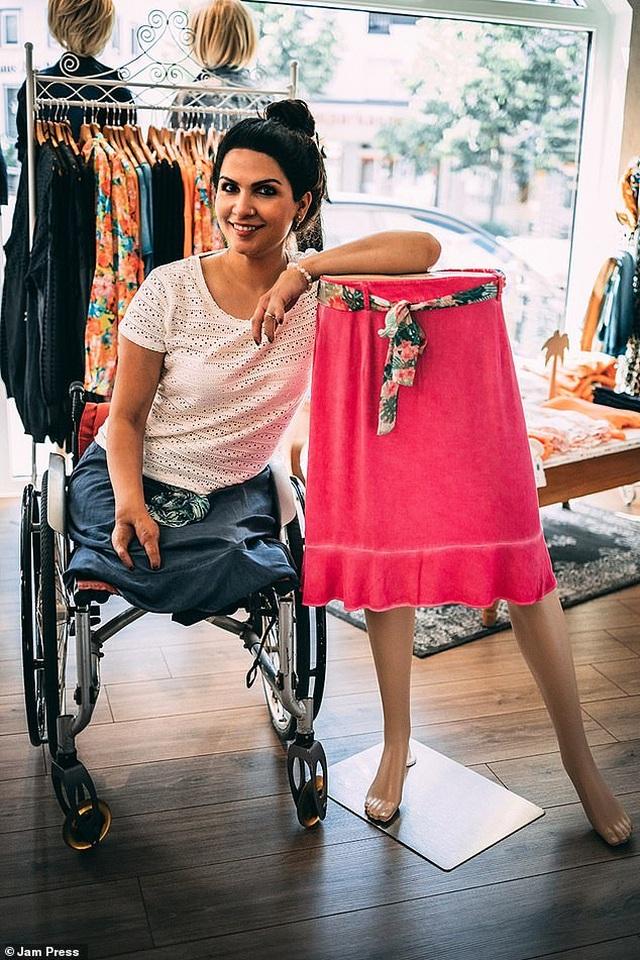 Cuộc sống gia đình viên mãn của người phụ nữ mất đi đôi chân ở tuổi 18 - 15