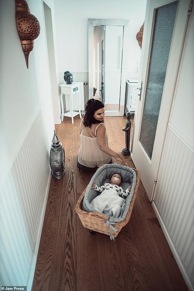 Cuộc sống gia đình viên mãn của người phụ nữ mất đi đôi chân ở tuổi 18 - 5