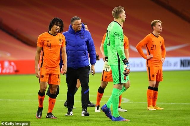 Van de Beek ghi bàn, Hà Lan bất phân thắng bại với Tây Ban Nha - 6