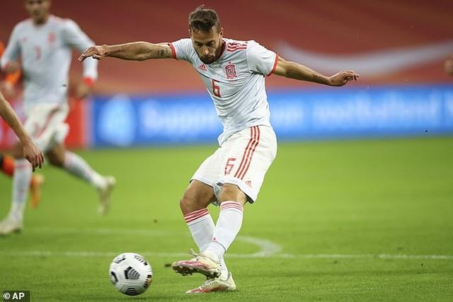 Van de Beek ghi bàn, Hà Lan bất phân thắng bại với Tây Ban Nha - 1