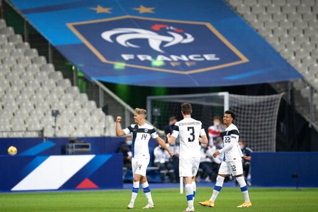 Đội tuyển Pháp gục ngã đầy bất ngờ trước Phần Lan - 1