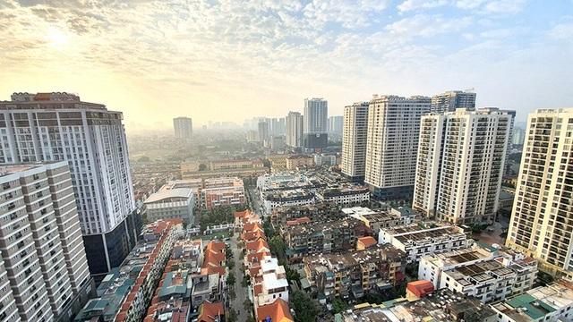 Bộ Xây dựng: Giao dịch bất động sản tăng mạnh, giá bán căn hộ lại leo cao - 1