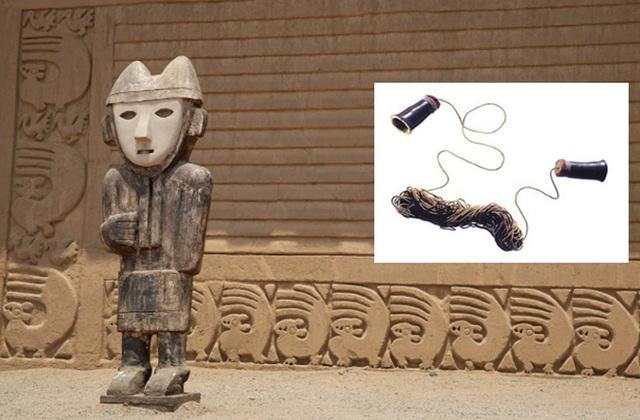"""Nền văn minh Chimu cổ đại phát minh ra """"điện thoại """" từ 1.200 năm trước? - 1"""