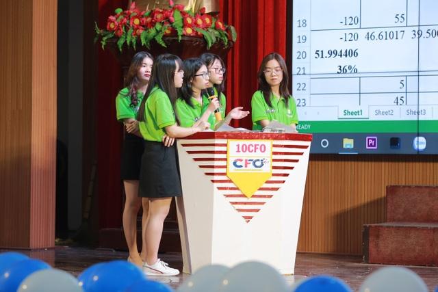 Sinh viên đưa chị Dậu thời @ vào thi Giám đốc tài chính tương lai - 7