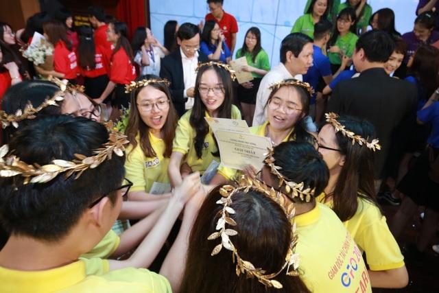 Sinh viên đưa chị Dậu thời @ vào thi Giám đốc tài chính tương lai - 9