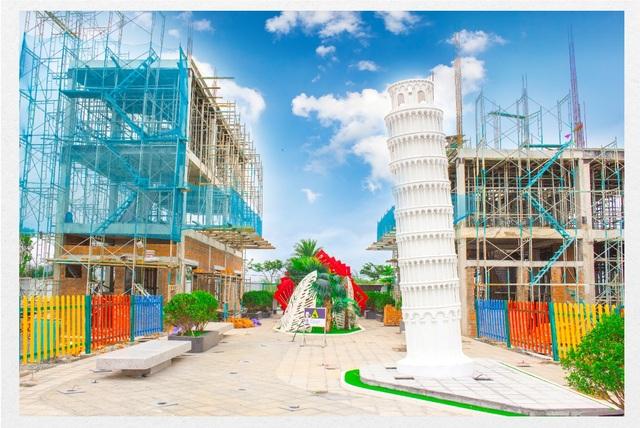 Nhịp sống sôi động tại Khu Đô Thị Mới Hà Tiên sau hơn 1 năm gấp rút thi công - 4