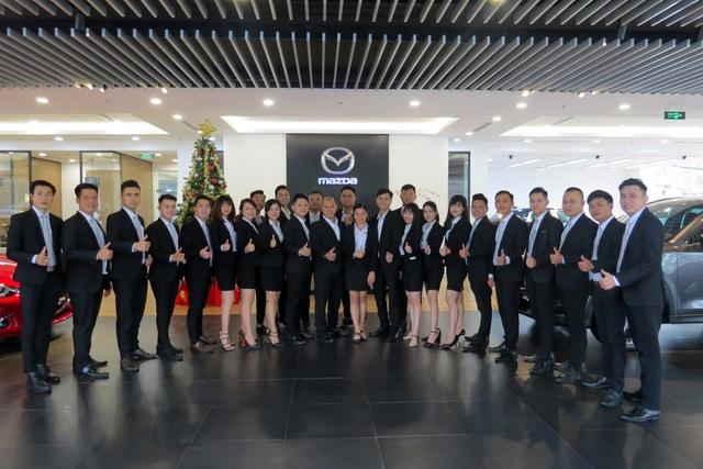 Mở rộng mạng lưới phân phối, Mazda đáp ứng kỳ vọng của khách hàng - 1