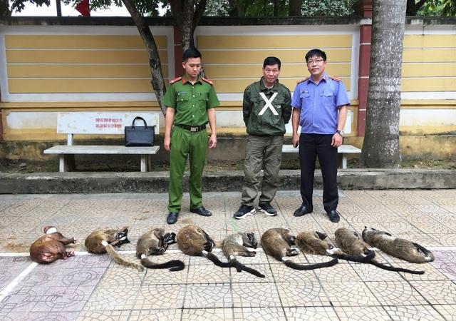 Người đàn ông bị bắt khi mua động vật hoang dã cho đám cưới của con - 1
