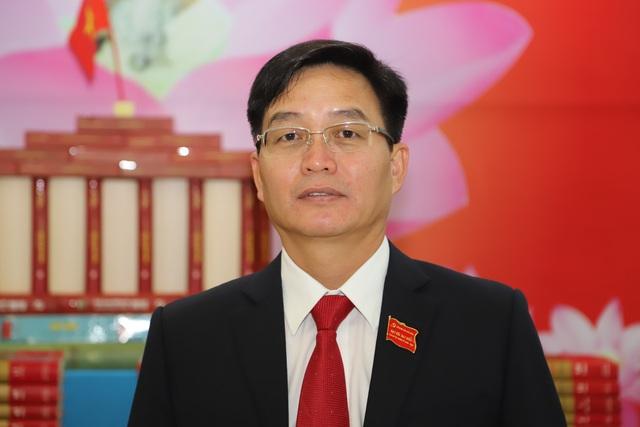 Ông Nguyễn Đình Trung được bầu làm Chủ tịch tỉnh Đắk Nông - 1