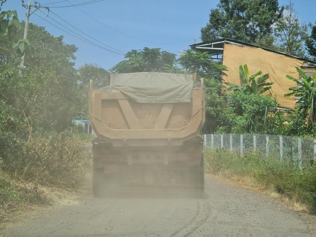 Ngán ngẩm cảnh đường vào khu di tích quốc gia bị cày nát tại Đắk Nông - 6