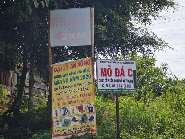Ngán ngẩm cảnh đường vào khu di tích quốc gia bị cày nát tại Đắk Nông - 8