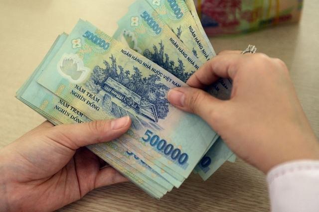 Thu nhập bình quân của người lao động từ 6,5 - 7,2 triệu đồng/tháng - 1