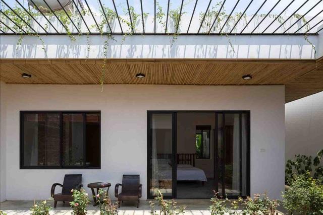 Choáng ngợp nhà vườn rộng 560m2 đẹp bình yên như làng quê Bắc Bộ thu nhỏ - 10