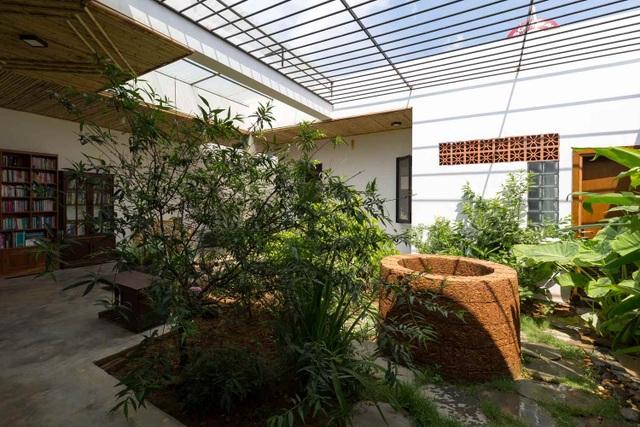Choáng ngợp nhà vườn rộng 560m2 đẹp bình yên như làng quê Bắc Bộ thu nhỏ - 12