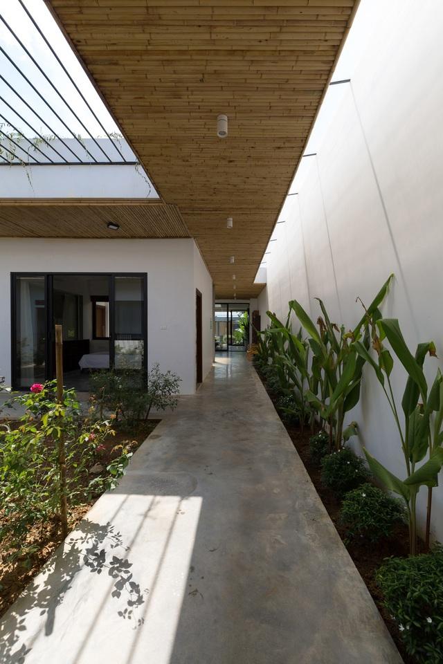 Choáng ngợp nhà vườn rộng 560m2 đẹp bình yên như làng quê Bắc Bộ thu nhỏ - 13
