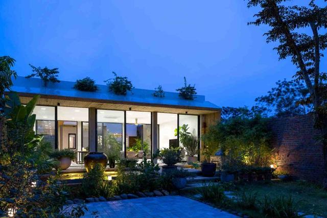 Choáng ngợp nhà vườn rộng 560m2 đẹp bình yên như làng quê Bắc Bộ thu nhỏ - 14