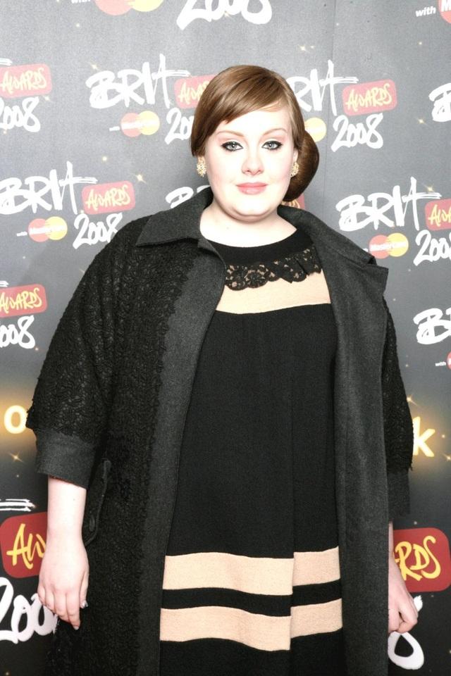 """Nhìn lại hành trình lột xác ấn tượng của """"hoạ mi nước Anh"""" Adele - 2"""