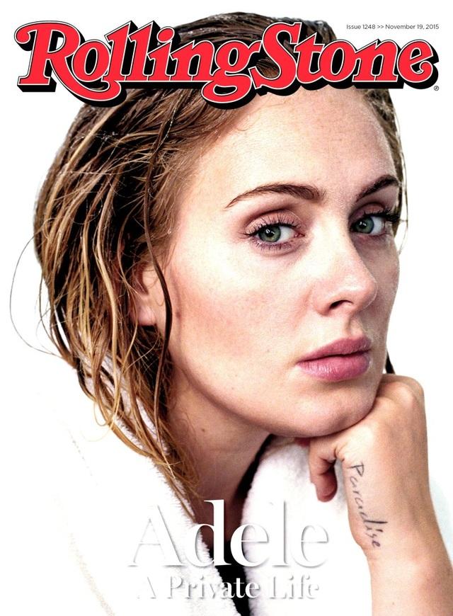 """Nhìn lại hành trình lột xác ấn tượng của """"hoạ mi nước Anh"""" Adele - 7"""