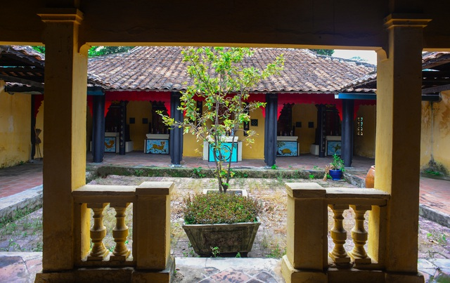 Kiến trúc độc đáo bên trong ngôi đình tồn tại gần 200 năm ở Sài Gòn - 16