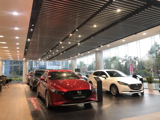 Mở rộng mạng lưới phân phối, Mazda đáp ứng kỳ vọng của khách hàng - 3