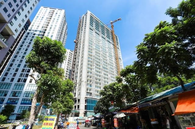 Chỉ từ 1,3 tỷ đồng sở hữu căn hộ 2 phòng ngủ trung tâm Mỹ Đình - 2