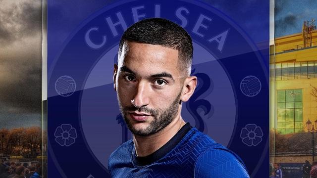 """Hakim Ziyech: """"Đại bàng mới"""" giúp Chelsea tung cánh - 1"""
