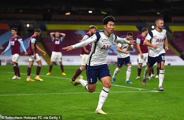 Son Heung Min chuẩn bị nhận lương khủng ở Tottenham - 1