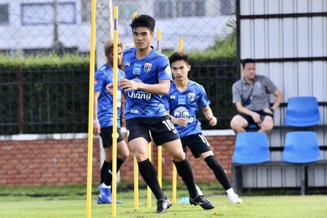 Tuyển Thái Lan chuẩn bị nghiêm túc cho trận gặp đội Thai-League All Stars - 8