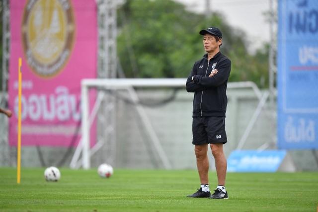 Tuyển Thái Lan chuẩn bị nghiêm túc cho trận gặp đội Thai-League All Stars - 4