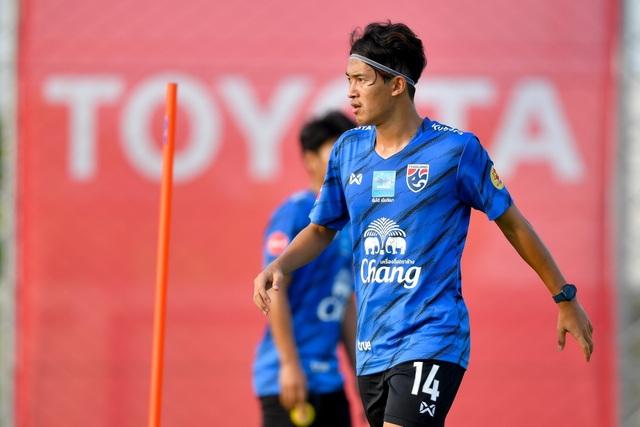 Thế hệ kế cận của bóng đá Thái Lan không quá ấn tượng - 2
