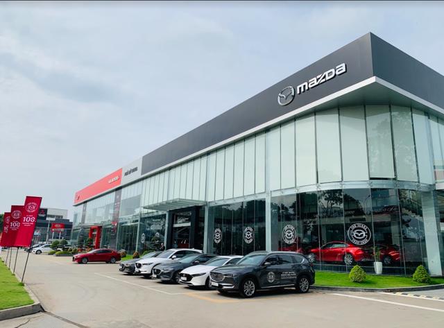 Mở rộng mạng lưới phân phối, Mazda đáp ứng kỳ vọng của khách hàng - 5