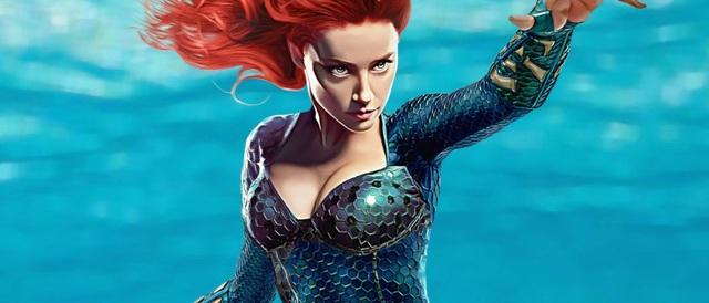 Amber Heard tuyên bố vẫn đóng Aquaman - 1