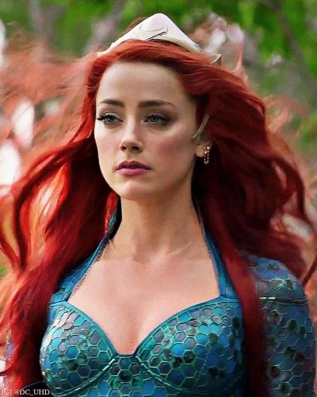 Amber Heard tuyên bố vẫn đóng Aquaman - 3