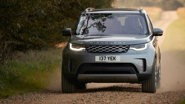 Land Rover Discovery 2021 - động cơ mới, diện mạo mới - 3