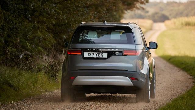 Land Rover Discovery 2021 - động cơ mới, diện mạo mới - 8